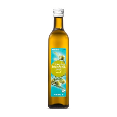 Olive Oil: Simply Balanced