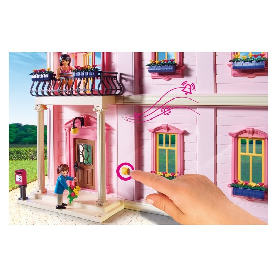 Playmobil Deluxe Dollhouse image number null