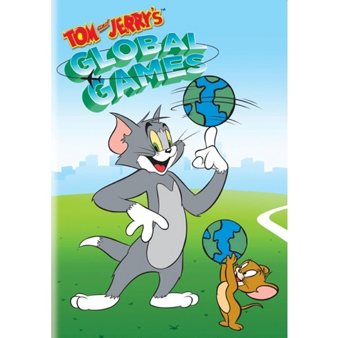 Tom and Jerry: Global Games [2 Discs] - image 1 of 1