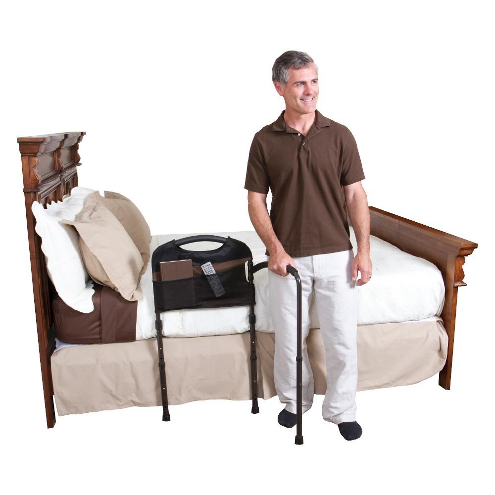 Stander Mobility Bed Rail, Black