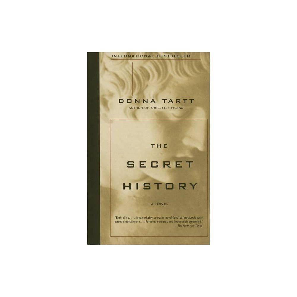 The Secret History Vintage Contemporaries By Donna Tartt Paperback