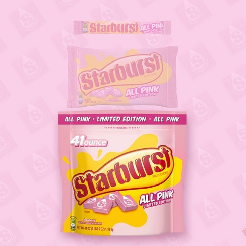 Starburst Chewy And Gummy Candy