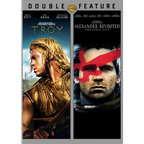 troy dvd italiano  Troy/Alexander Revisited:Unrated Fina (DVD) : Target
