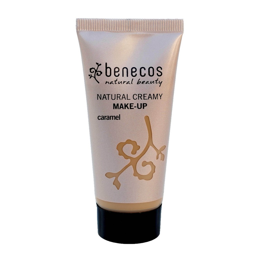 Image of benecos Natural Creamy Makeup Caramel - 1.01 fl oz