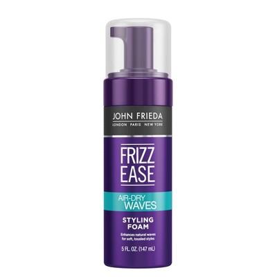 Frizz Ease Air-Dry Waves Styling Foam - 5 fl oz