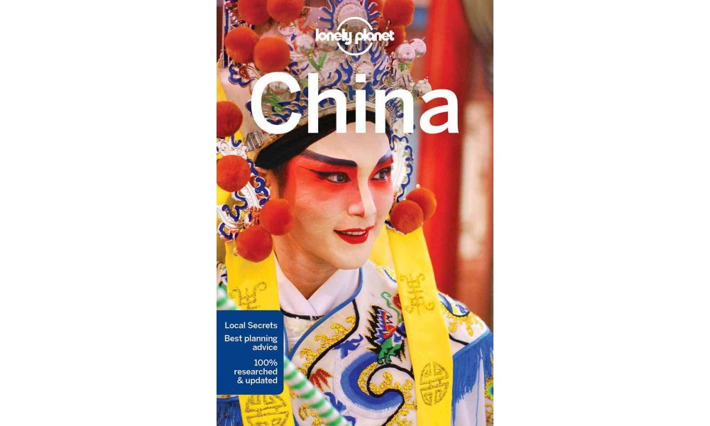 Lonely Planet China (Paperback) (Damien Harper & Piera Ch...