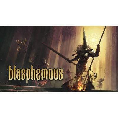 Blasphemous - Nintendo Switch (Digital)