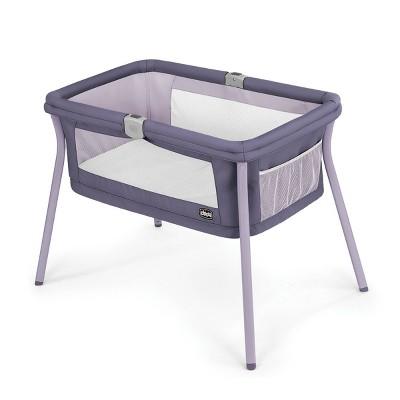 Chicco Lullago Portable Bassinet - Iris