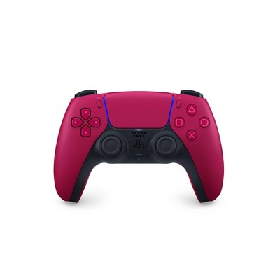 DuelSense Wireless Controller for PlayStation 5 - Cosmic Red