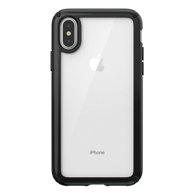 Speck Apple iPhone X/XS Presidio Case - Clear/Black