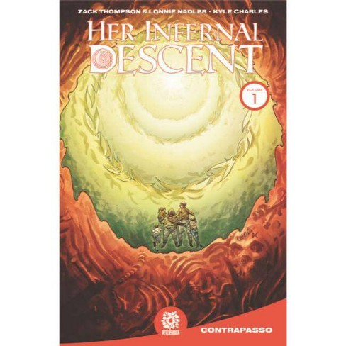 Her Infernal Descent, Vol. 1 - by  Zac Thompson & Lonnie Nadler (Paperback) - image 1 of 1