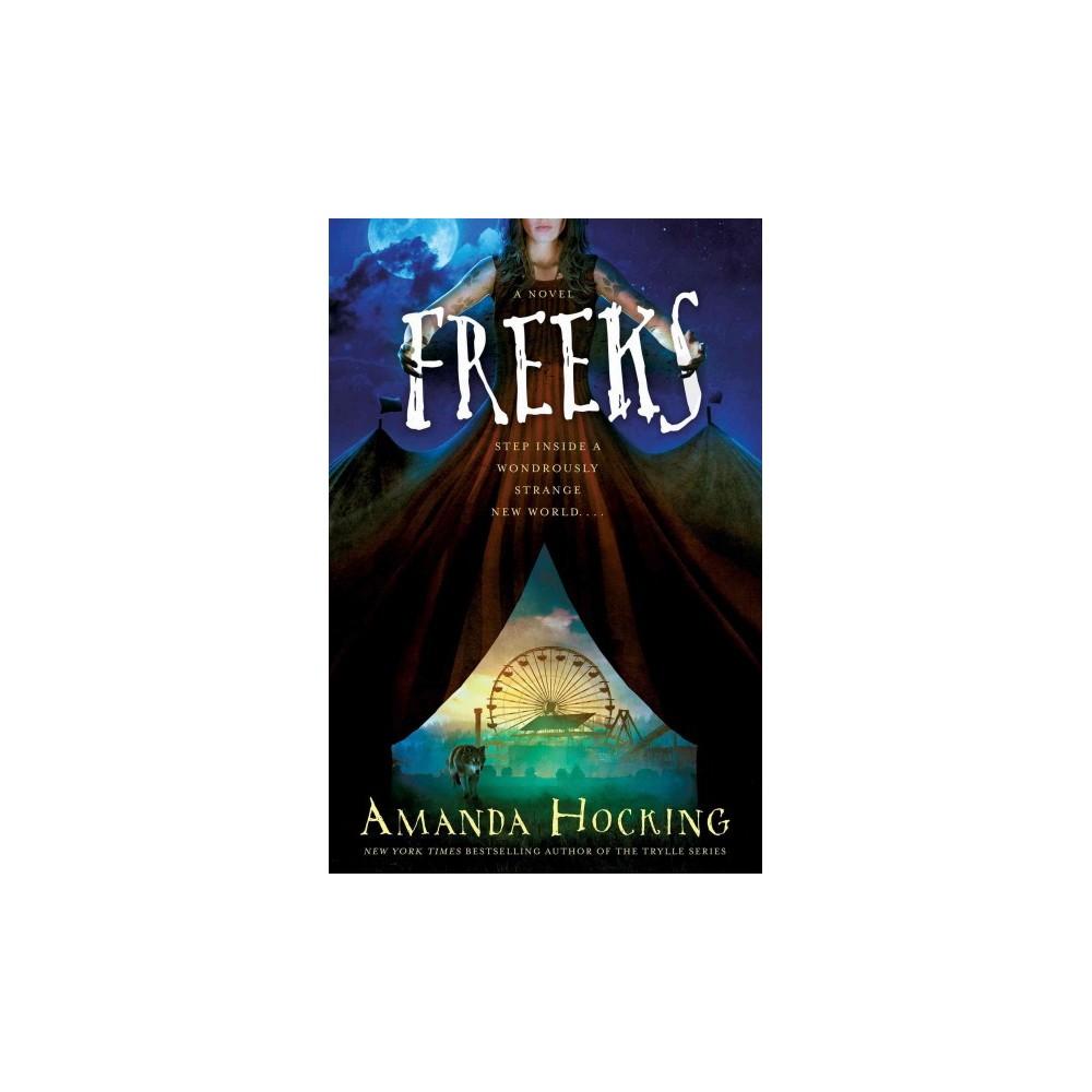 Freeks (Hardcover) (Amanda Hocking)