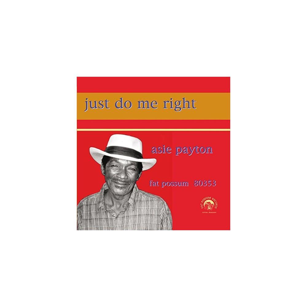 Asie Payton - Just Do Me Right (Vinyl)