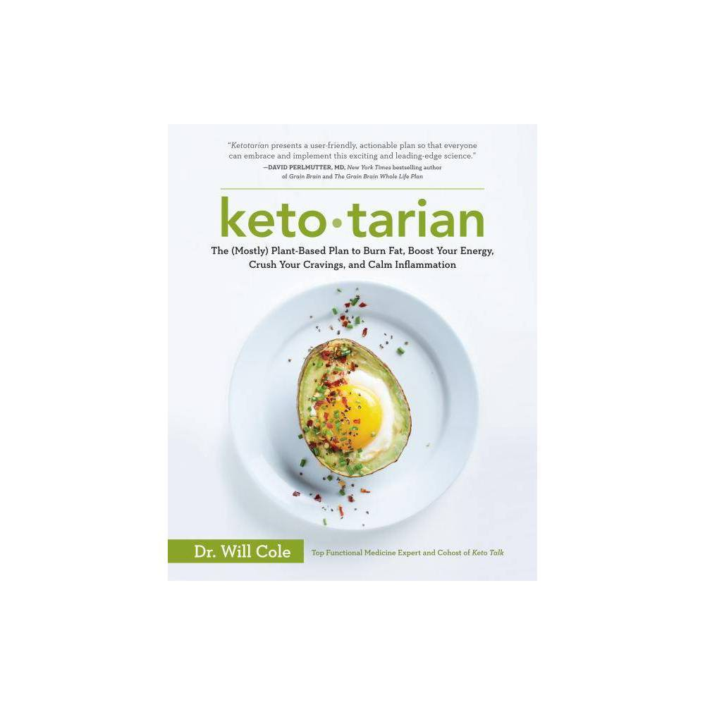 Ketotarian By Will Cole Paperback
