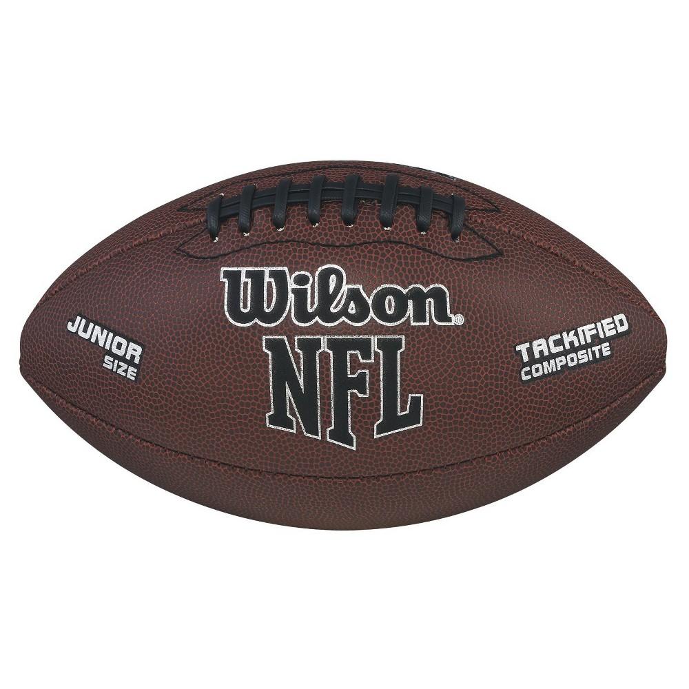 Wilson Nfl Pro Jr Composite Football