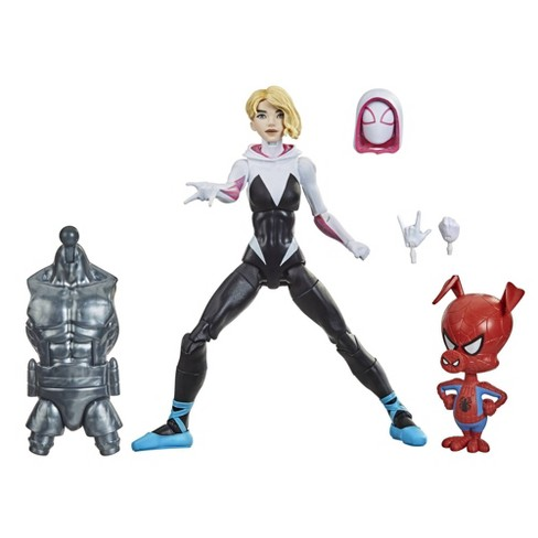 Hasbro Marvel Legends Spider-Man: Into the Spider-Verse Gwen Stacy and Spider-Ham - image 1 of 4