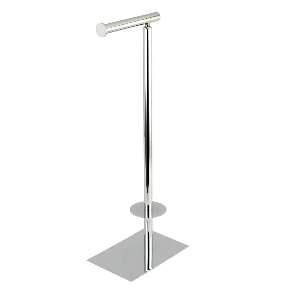 Image of Claremont Freestanding Toilet Paper Stand Polished Chrome - Kingston Brass