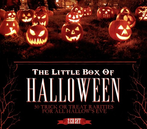 Various - Little box of halloween (CD) - image 1 of 1