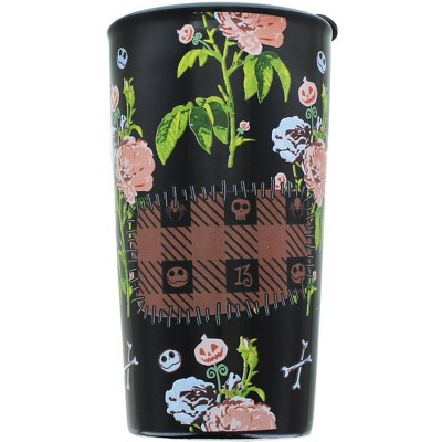 Seven20 Nightmare Before Christmas Patched Up 12oz Ceramic Tumbler