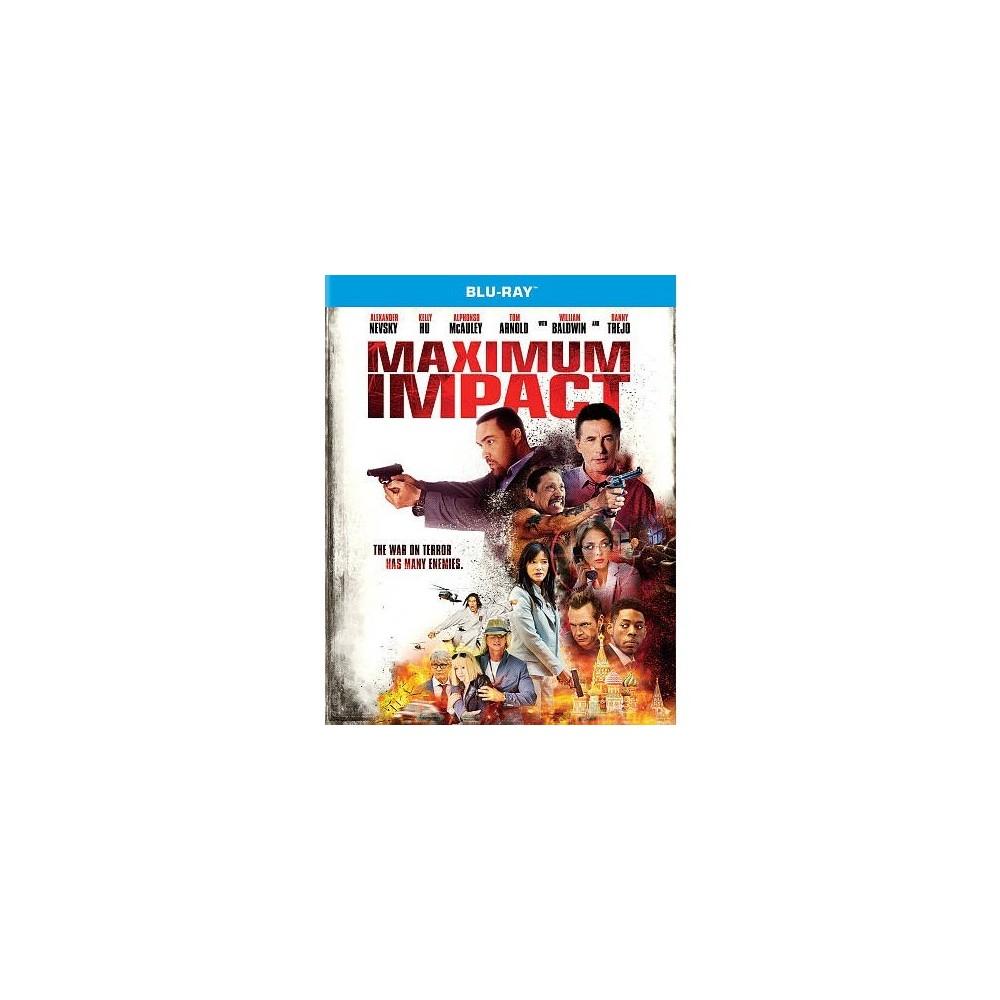 Maximum Impact (Blu-ray), Movies