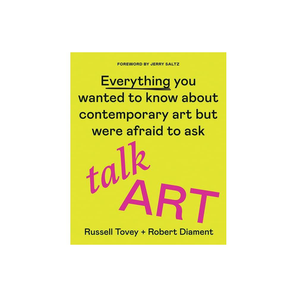 Talk Art By Russell Tovey Robert Diament Paperback