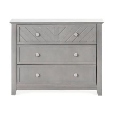 Child Craft Atwood Dresser - Lunar Gray