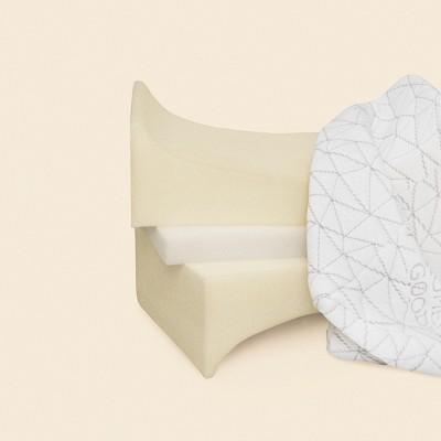 Coop Home Goods Knee Pillow - Adjustable