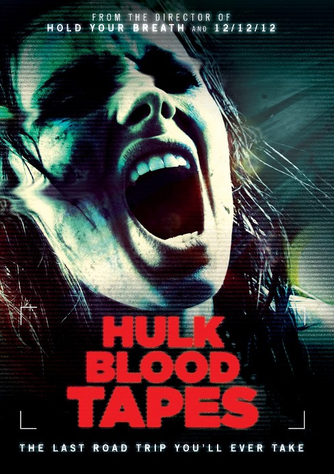 Hulk Blood Tapes (DVD) - image 1 of 1