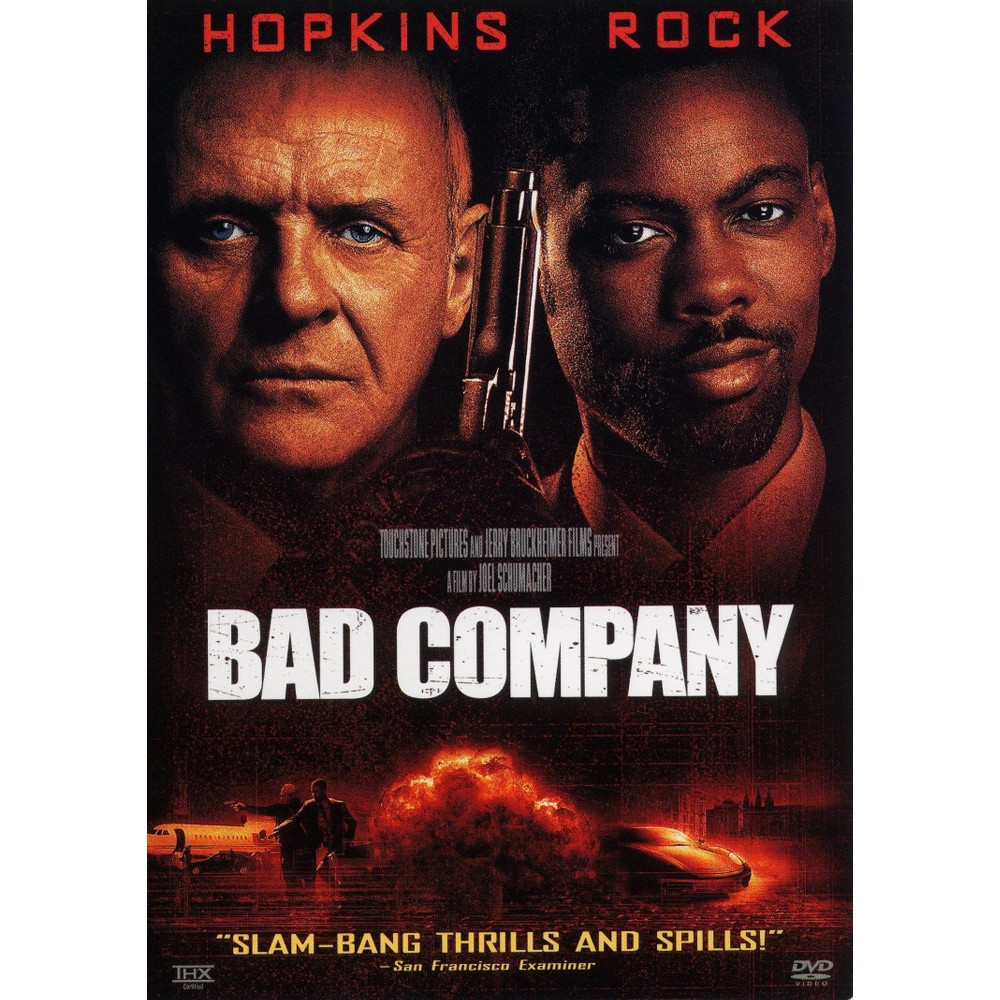 Bad company (Dvd), Movies