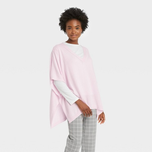 Women's V-Neck Knit Pullover - A New Day™ - image 1 of 2