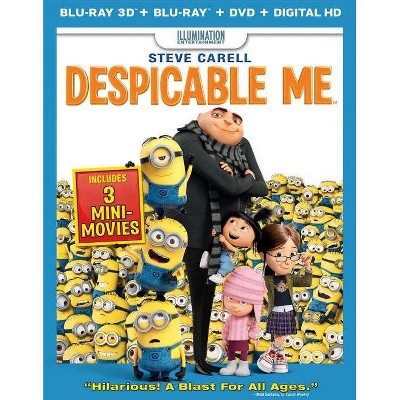 Despicable Me (Blu-ray)(2013)