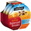 Sargento Sunrise Balanced Breaks with Cheese and Quinoa Clusters - 3pk/1.45oz Snacks - image 2 of 4