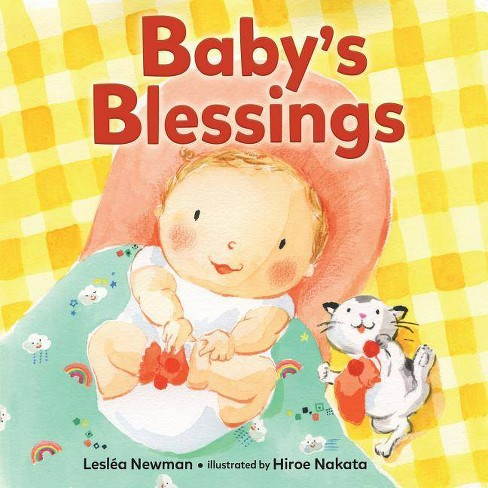 Baby's Blessings - by  Leslea Newman (Board_book) - image 1 of 1