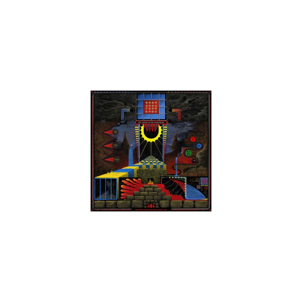 King Gizzard - Polygondwanaland (CD)