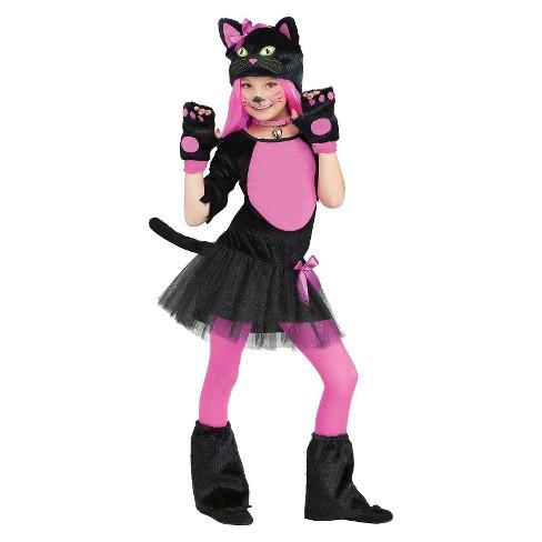 Girls Miss Kitty Costume Target