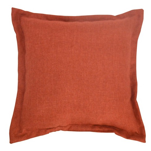 Solid Outdoor Deep Seat Pillow Back Cushion - Threshold™ - image 1 of 1