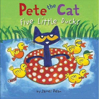 Five Little Ducks (Hardcover)(James Dean)