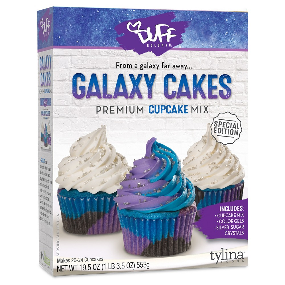 Duff Galaxy Cakes - 19.5oz