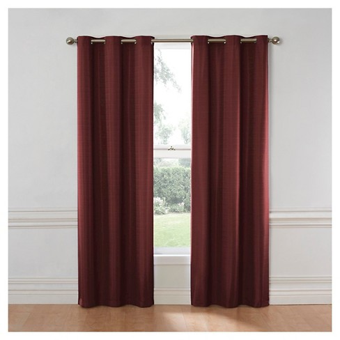 Nikki Thermaback Blackout Curtain Panel - Eclipse™ - image 1 of 1