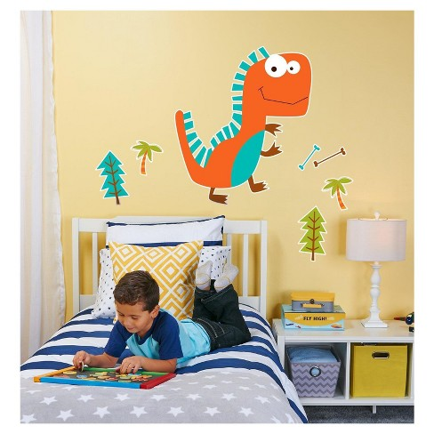Dino Giant Wall Decal - image 1 of 1