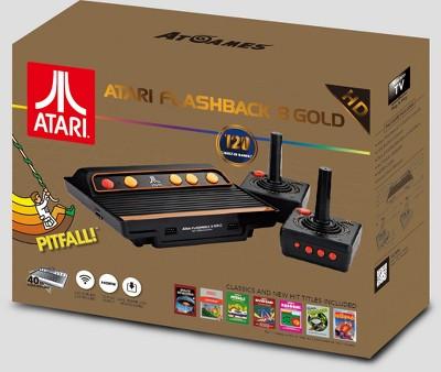Atari Flashback 8 Gold Console