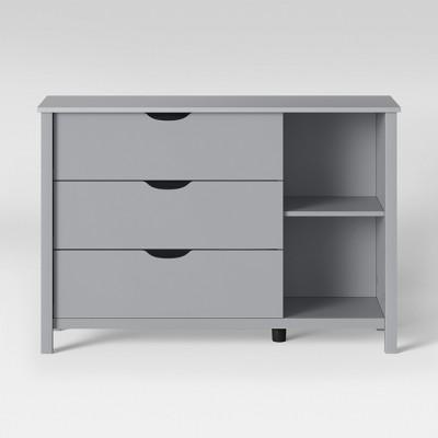Osa Kids Dresser Light Gray - Pillowfort™