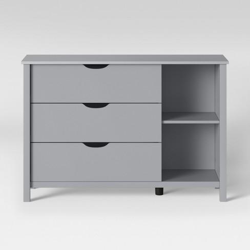 quality design 32da2 d7b8a Osa Kids Dresser Light Gray - Pillowfort™