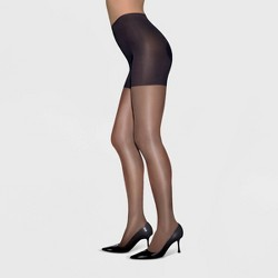 Hanes Solutions Women's Sheer Hi Waist Shaping Pantyhose