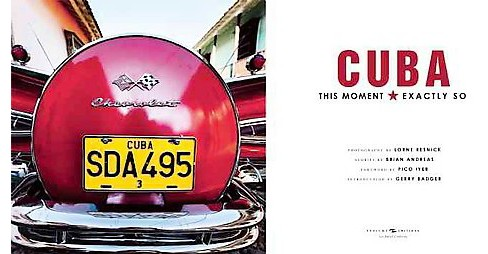 Cuba : This Moment, Exactly So (Hardcover) (Lorne Resnick & Brian Andreas) - image 1 of 1