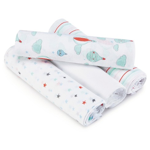 Aden® by Aden + Anais® Swaddle - 4pk - Up - image 1 of 1