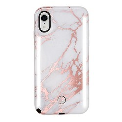 new products e0438 1e13a LuMee Google Pixel 3 XL Duo Marble Case : Target
