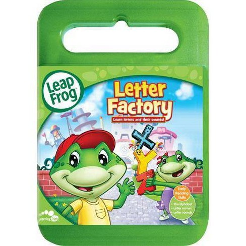 Leapfrog: Letter Factory (DVD) - image 1 of 1