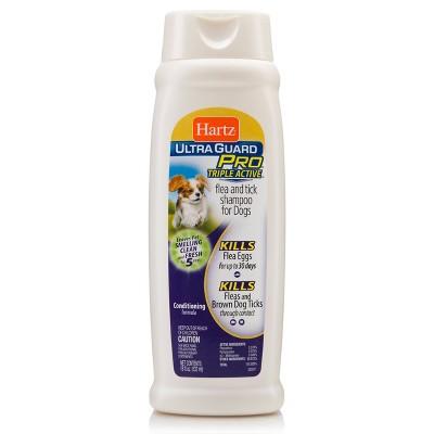 Hartz Ultra Guard Flea & Tick Shampoo Pet Insect Prevention - 18oz