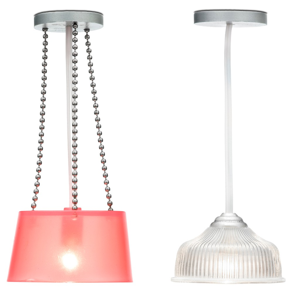Lundby Lampset 2, 2 Ceiling lamps